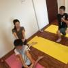 親子トレーニング