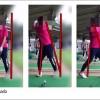 ゴルファーの為の体幹トレーニング【ハンギングバック】