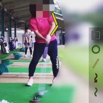 ゴルファーの為の体幹トレーニング(チキンウイング)