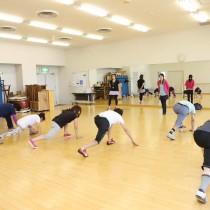 フィギュアスケート体幹トレーニング