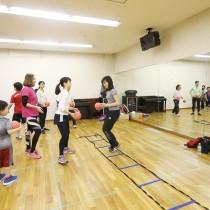 フィギュアスケート専門トレーニンググループレッスン・名古屋クラススタートしました