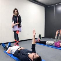フィギュアスケート専門パーソナルトレーナー養成講座・東京2日目