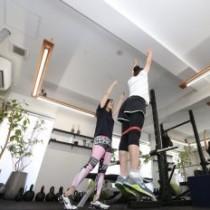 ジャンプの癖を改善する