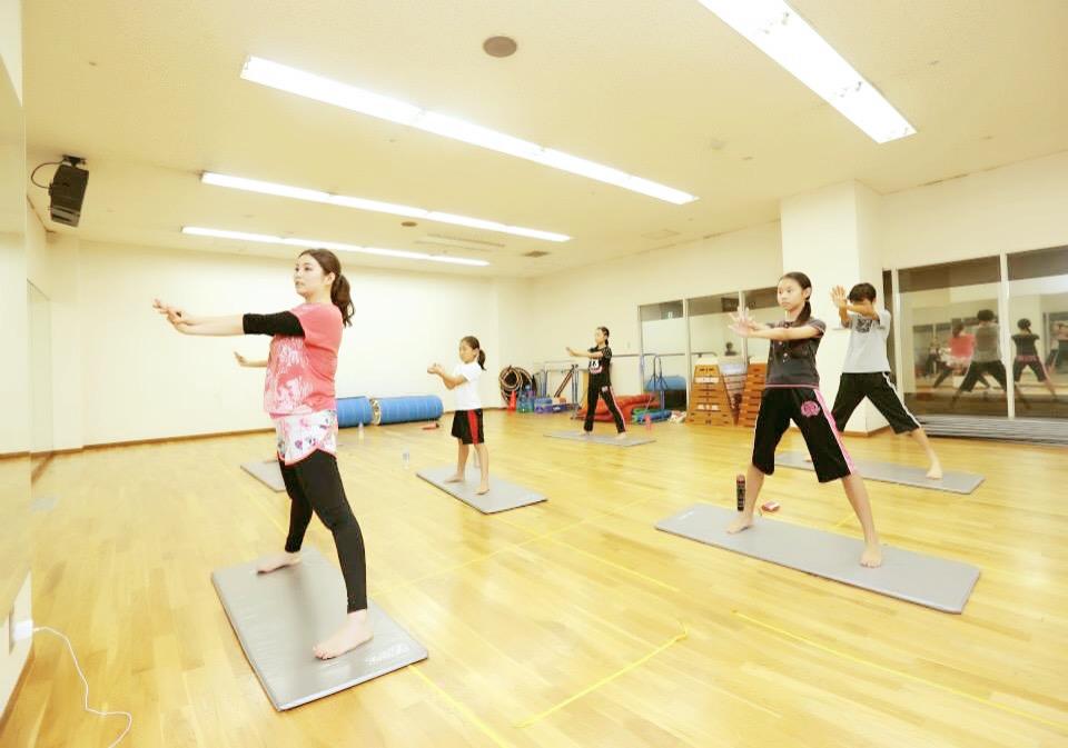 ジュニアアスリートの体幹トレーニング