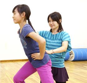 ジュニアアスリート向けトレーニング