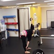 フィギュアスケーターの腰痛について