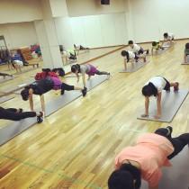 フィギュアスケート体幹トレーニング・出張トレーニング