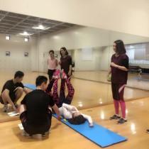 フィギュアスケート専門パーソナルトレーナー養成講座【中級コース】東京開催